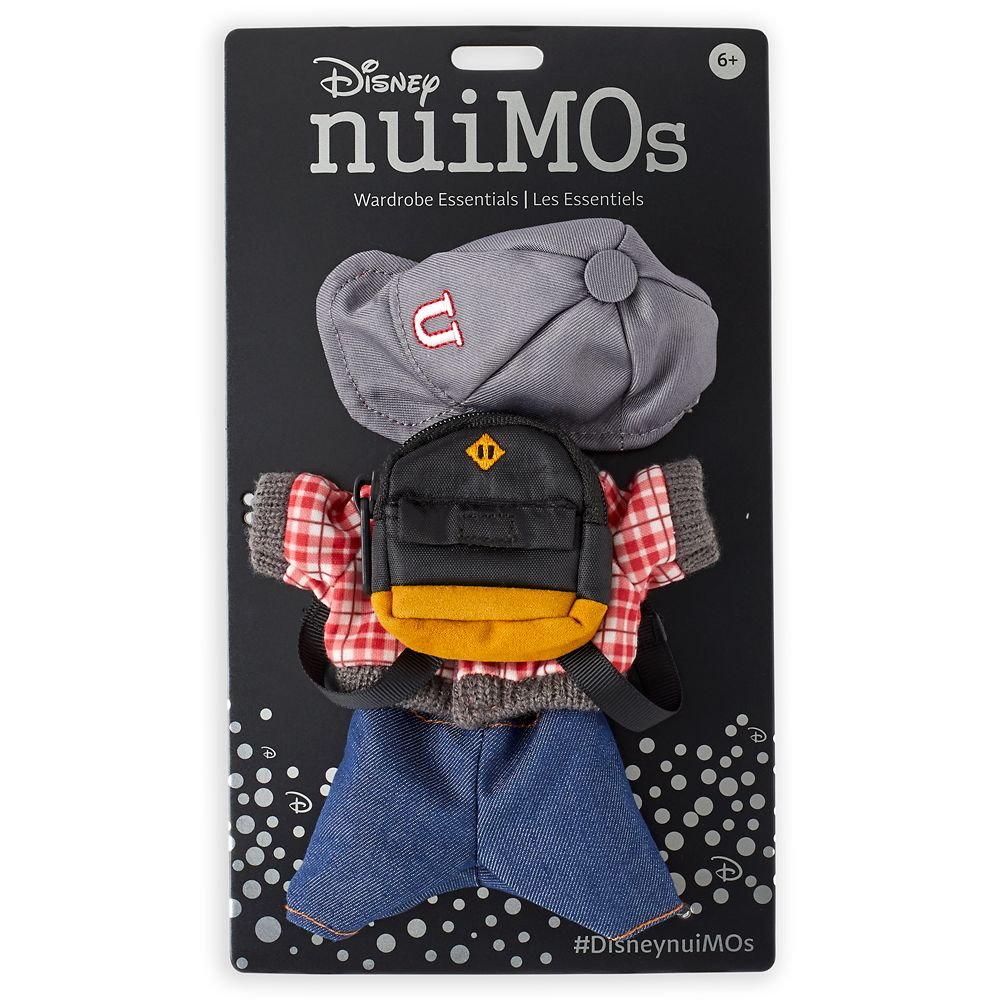 Disney nuiMOs Outfit – College Set
