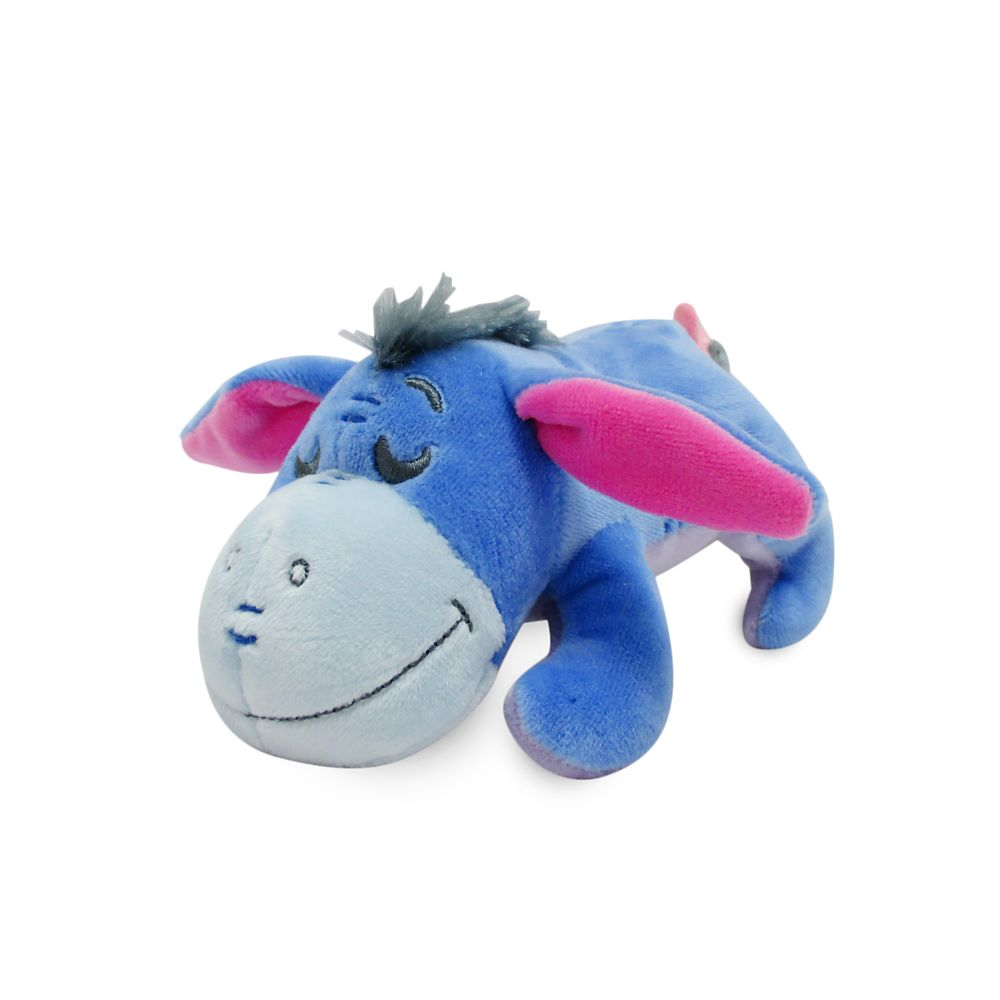 Eeyore Cuddleez Plush – Mini Bean Bag 6''