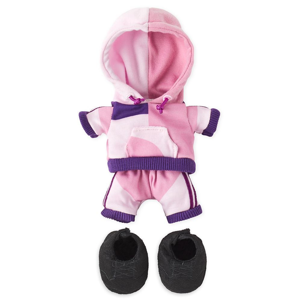Disney nuiMOs Outfit  Hooded Tracksuit Set