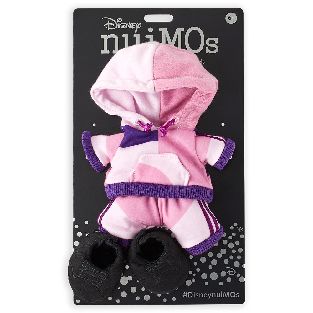 Disney nuiMOs Outfit – Hooded Tracksuit Set