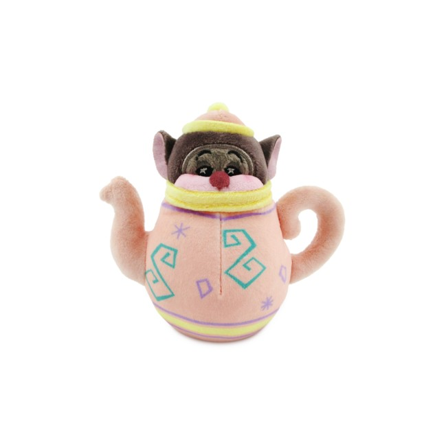 Dormouse Disney Parks Wishables Plush – Mad Tea Party – Micro