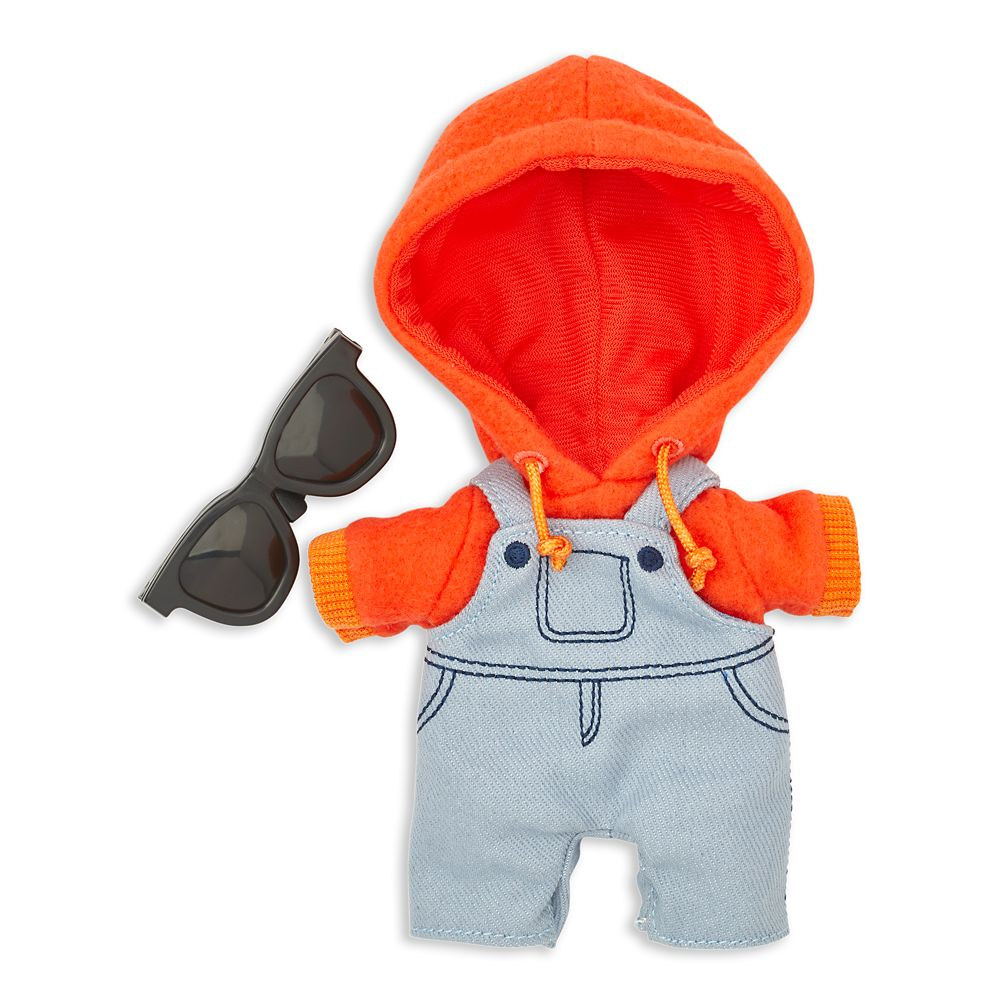 Disney nuiMOs Outfit – Hoodie with Overalls