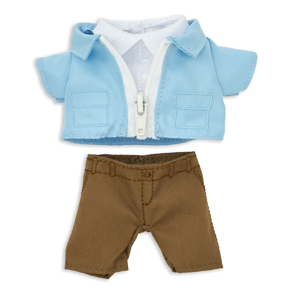 Disney nuiMOs Outfit – Blue Jacket with Pants