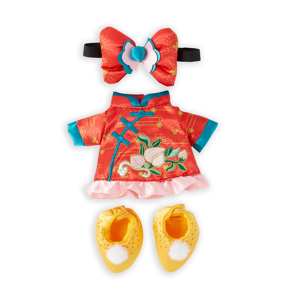 Disney nuiMOs Outfit – Chinese New Year Dress Set