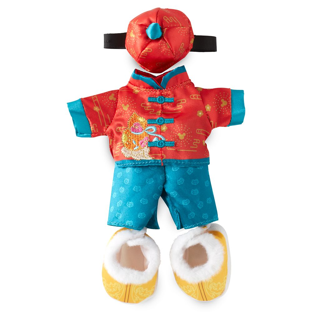 Disney nuiMOs Outfit – Chinese New Year Set
