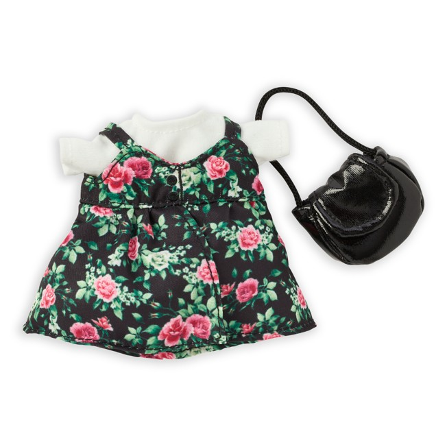 Disney nuiMOs Outfit – Floral Dress with Crossbody