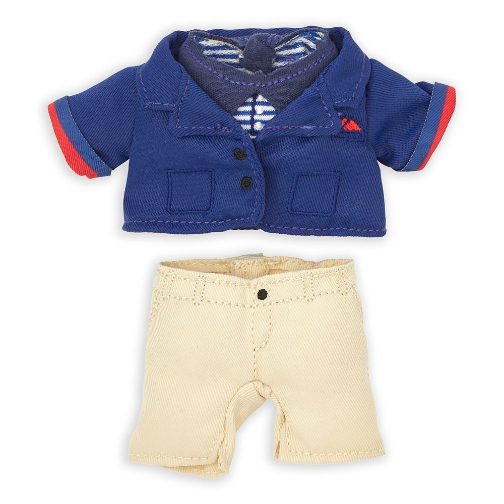 Disney nuiMOs Outfit – Navy Sailing Blazer with Khaki Pants
