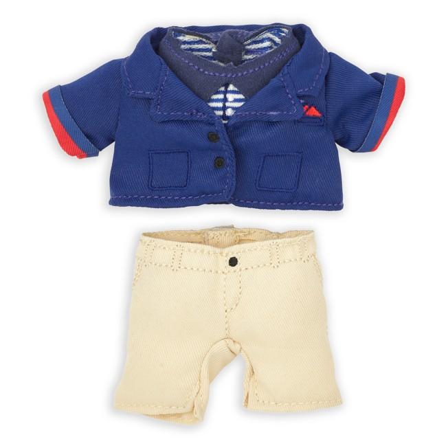 Disney nuiMOs Outfit – Navy Sailing Blazer with Khaki Pants