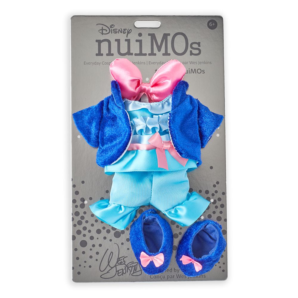 Disney nuiMOs Outfit – Bo Peep Cosplay Set by Wes Jenkins