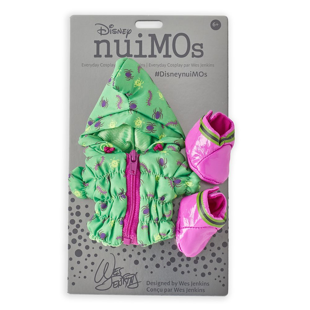 Disney nuiMOs Outfit – Oogie Boogie Cosplay Set by Wes Jenkins