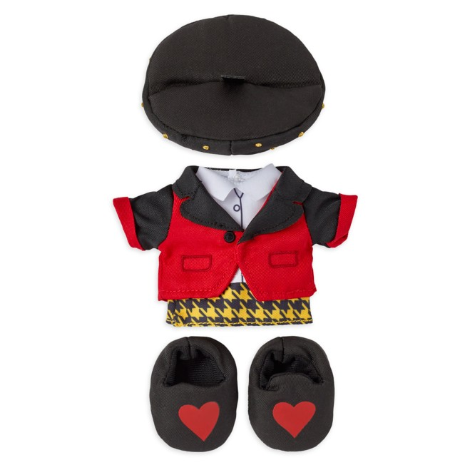 Disney nuiMOs Outfit – Queen of Hearts Cosplay Set by Ashley Eckstein