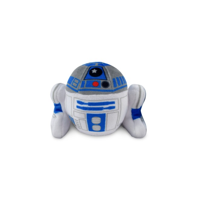 R2-D2 Disney Parks Wishables Plush – Star Tours Attraction Series – Micro – Limited Release