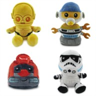 Disney Parks Wishables Mystery Plush – Star Tours Attraction Series – Micro – Limited Release