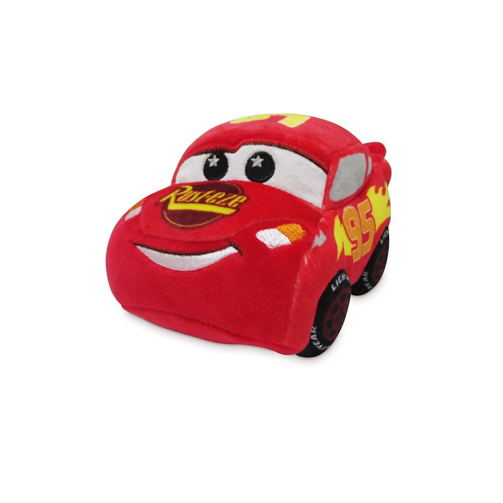 Lightning McQueen Disney Parks Wishables Plush – Cars Land Series – Micro – Limited Release