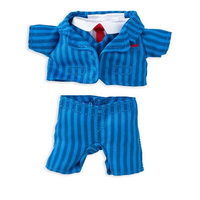 Disney nuiMOs Outfit – Blue Pinstripe Suit Set