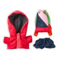 Disney nuiMOs Outfit – Windbreaker Jacket with Backpack