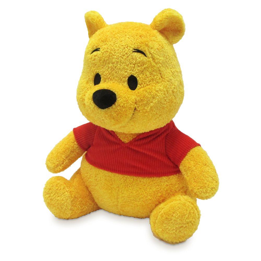 Winnie the Pooh Weighted Plush – Medium 14''