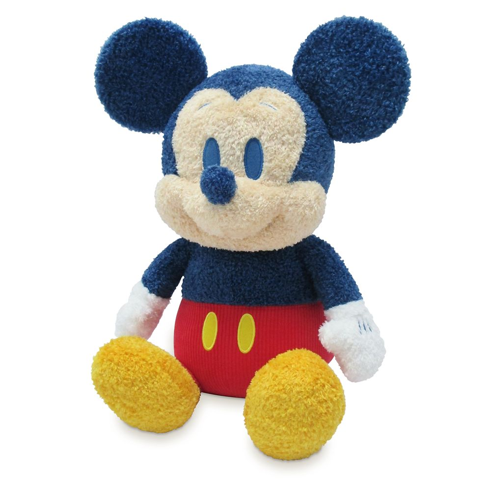 Mickey Mouse Weighted Plush – Medium 14''