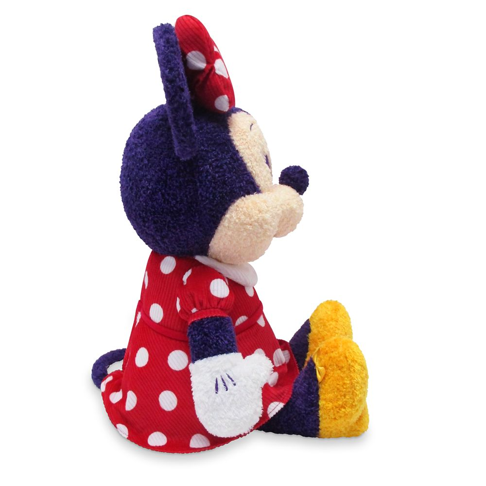 Minnie Mouse Weighted Plush – Medium 14''
