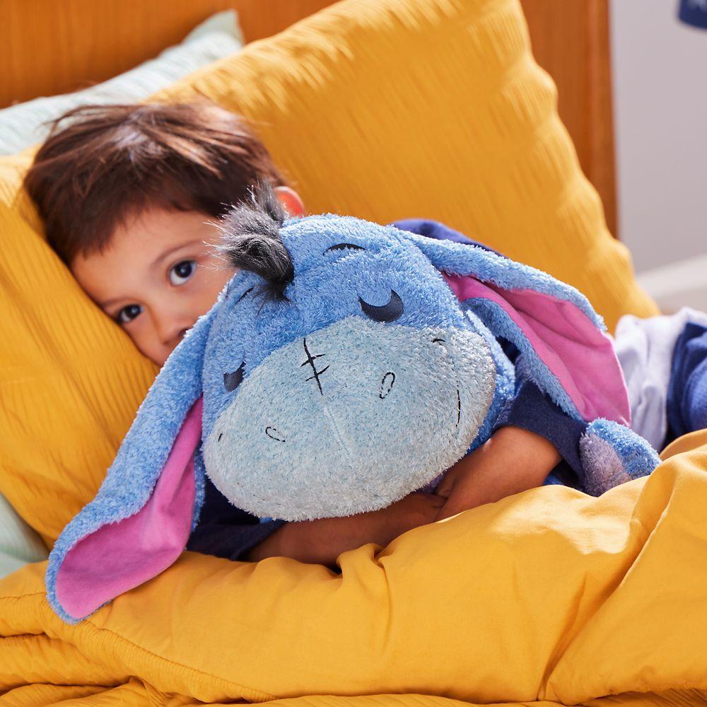 Eeyore Weighted Plush – Winnie the Pooh – Medium 14''