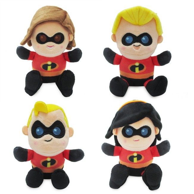 Disney Parks Wishables Mystery Plush – Incredicoaster Series – Micro – Limited Release
