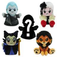 Disney Parks Wishables Mystery Plush – Disney Villains – Micro 5'' – Limited Release