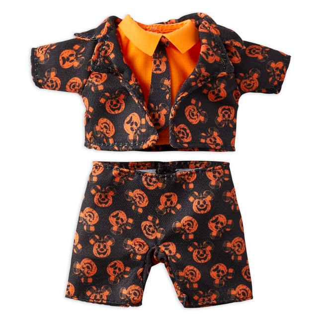 Disney nuiMOs Outfit – Pumpkin Suit and Tie