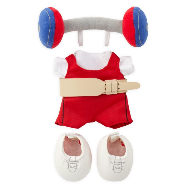 Disney nuiMOs Weightlifter Outfit