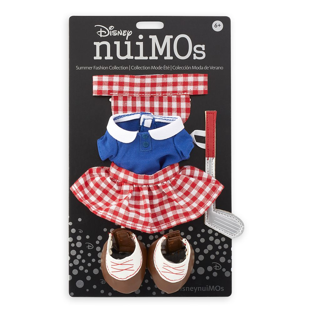 Disney nuiMOs Golf Outfit #2