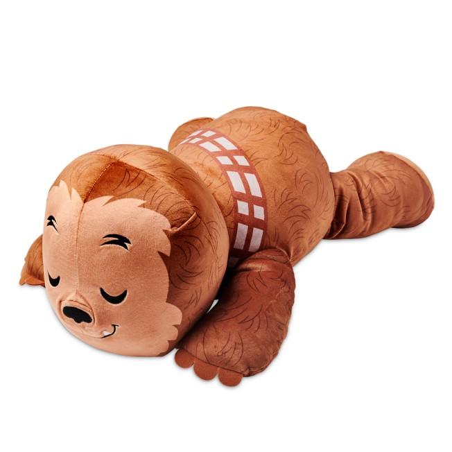 Chewbacca Cuddleez Plush – Star Wars – Large 22''