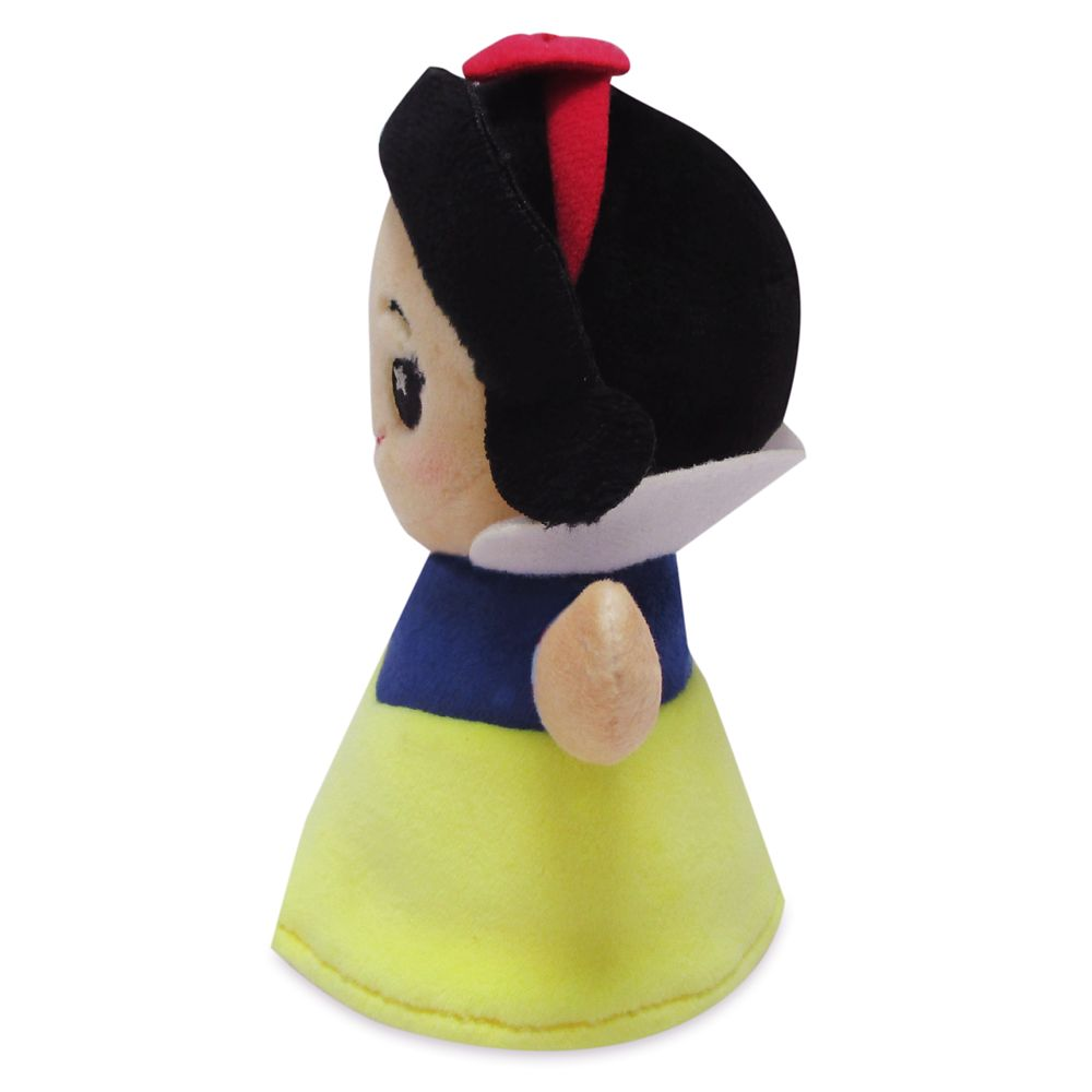 Snow White Disney Parks Wishables Plush – Snow White and the Seven Dwarfs – Micro 5'' – Limited Release