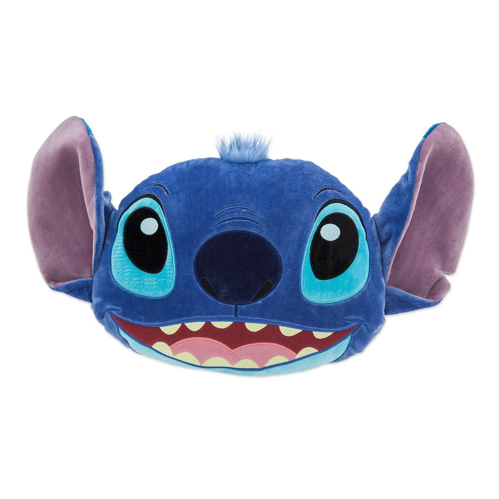 Stitch Plush Pillow – 24''