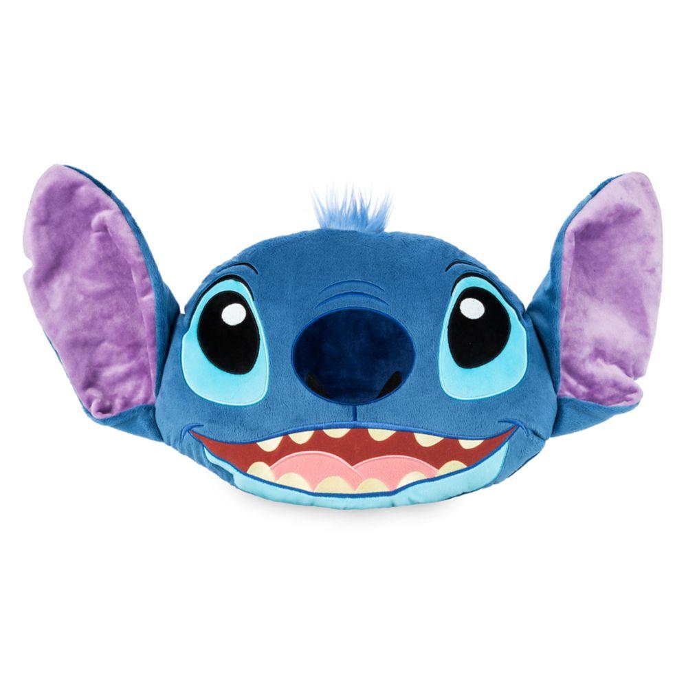 Stitch Plush Pillow – 26''