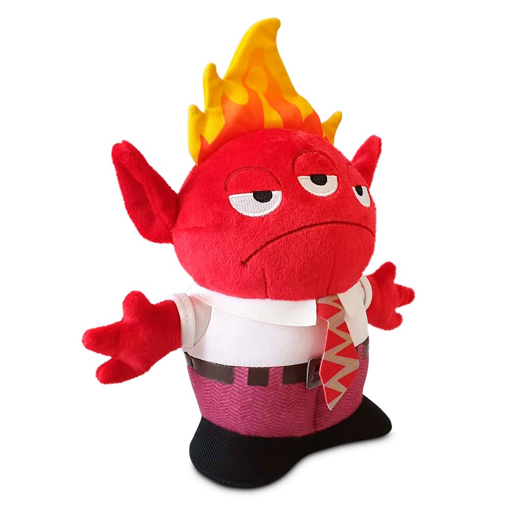 Toy Story Alien Pixar Remix Plush – Anger  – 9 1/2'' – Limited Release