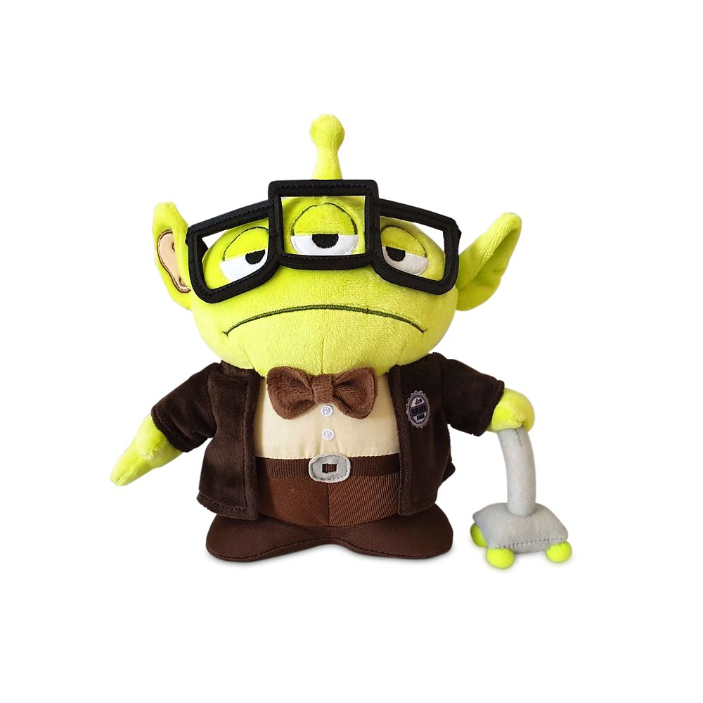 Toy Story Alien Pixar Remix Plush – Carl Fredricksen  – 8 1/2'' – Limited Release