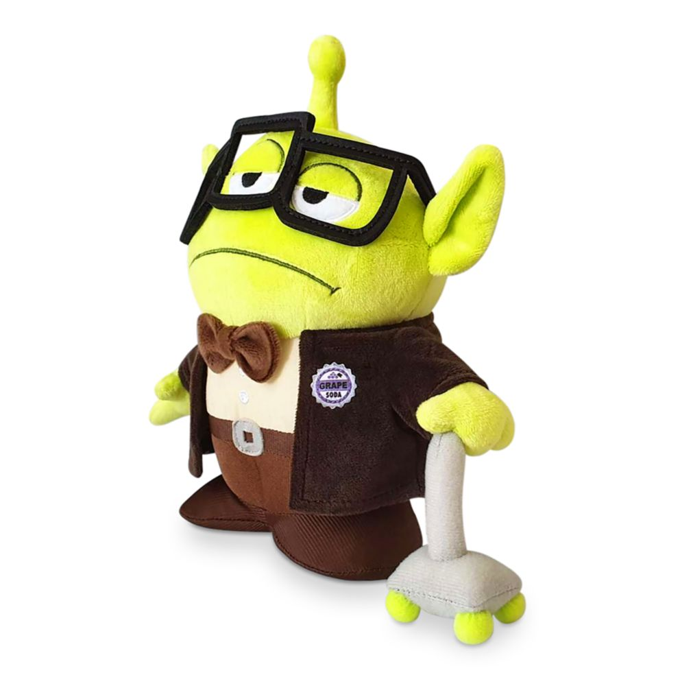 Toy Story Alien Pixar Remix Plush – Carl Fredricksen  – 8 1/2'' – Limited Release