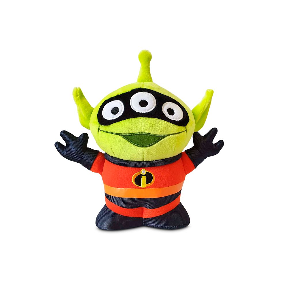 Toy Story Alien Pixar Remix Plush – The Incredibles  – 8 1/2'' – Limited Release