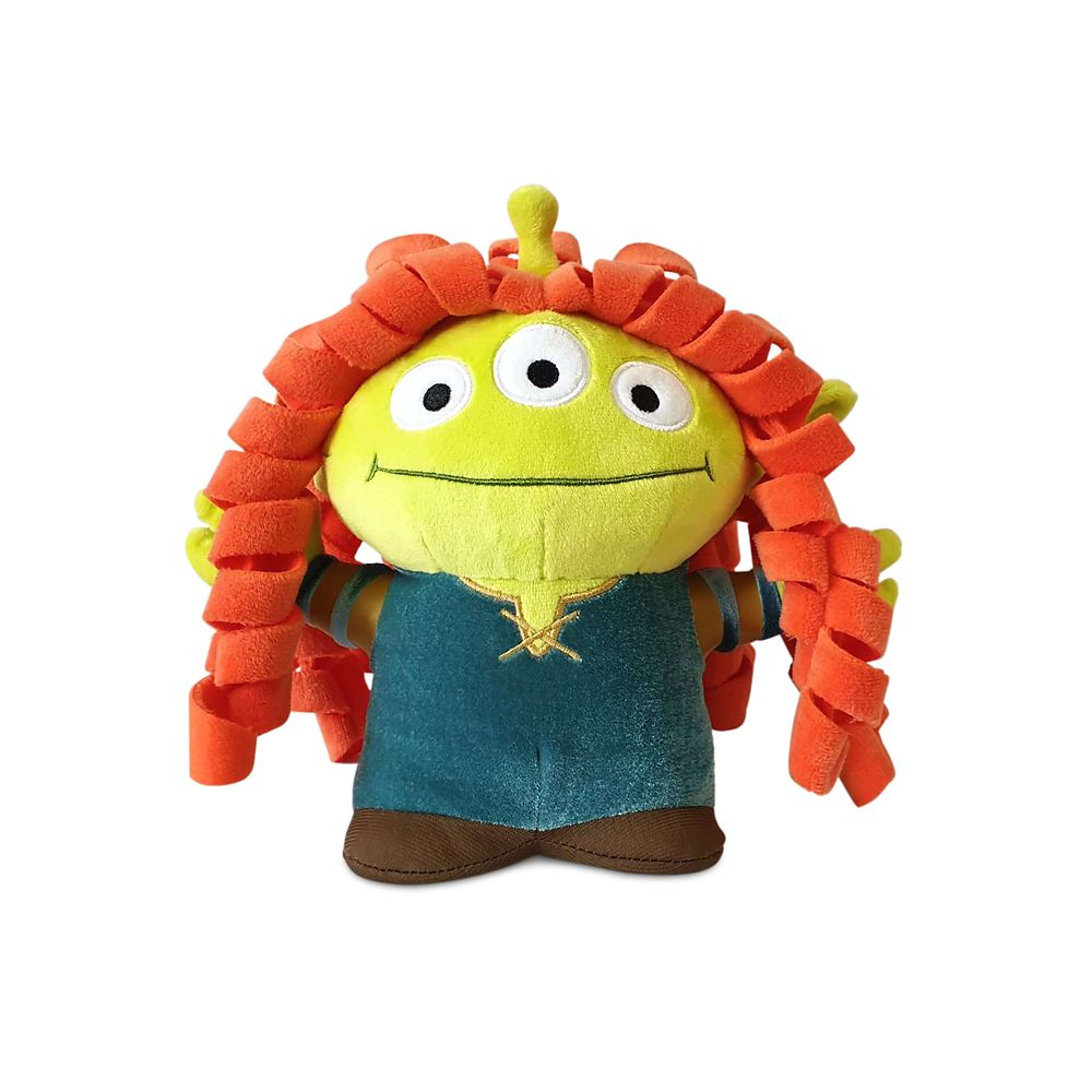 Toy Story Alien Pixar Remix Plush – Merida  – 8 1/2'' – Limited Release