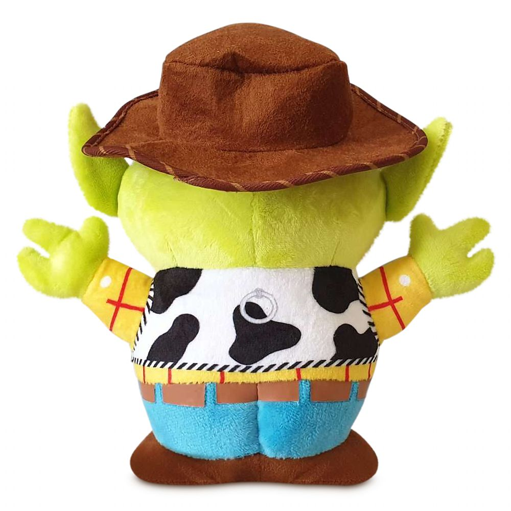 Toy Story Alien Pixar Remix Plush – Woody  – 9 1/2'' – Limited Release