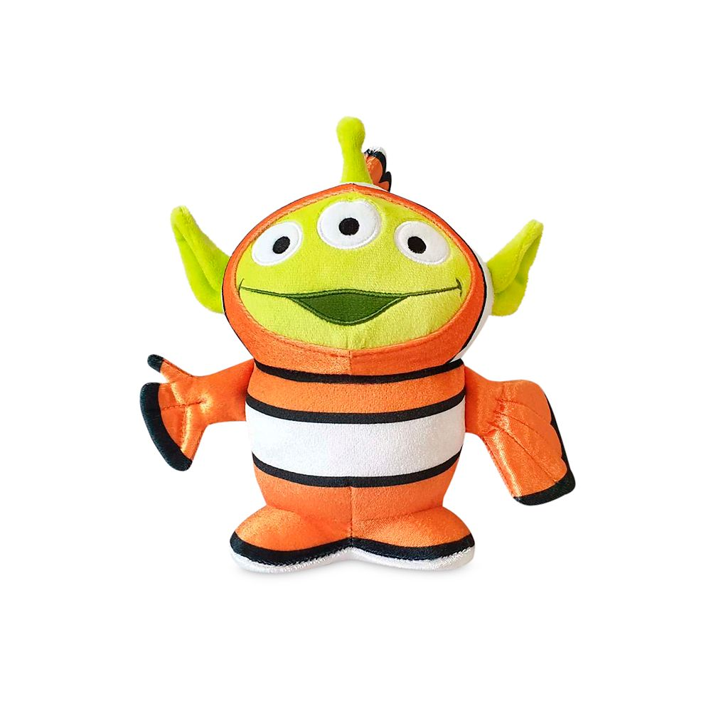 Toy Story Alien Pixar Remix Plush – Nemo  – 8 1/2'' – Limited Release