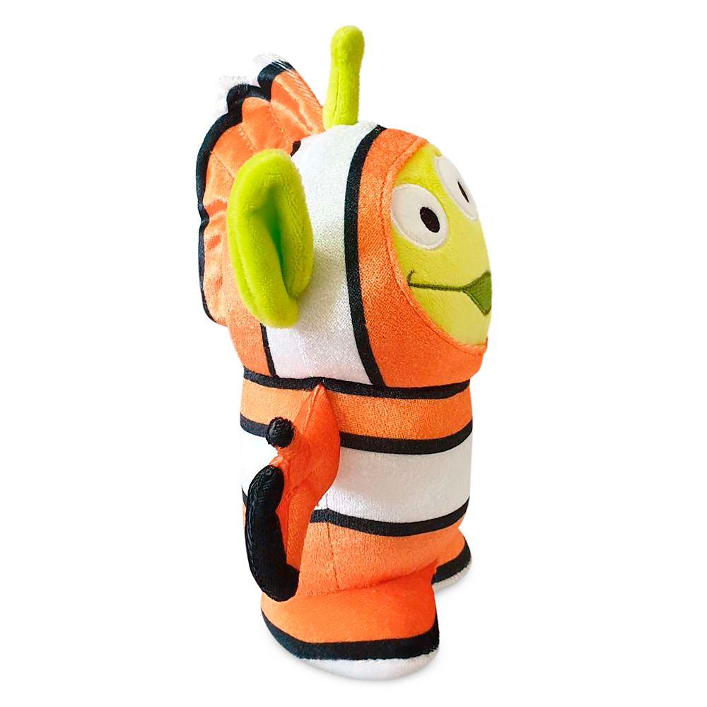 Toy Story Alien Pixar Remix Plush – Nemo  – 8 1/2'' – Limited Release