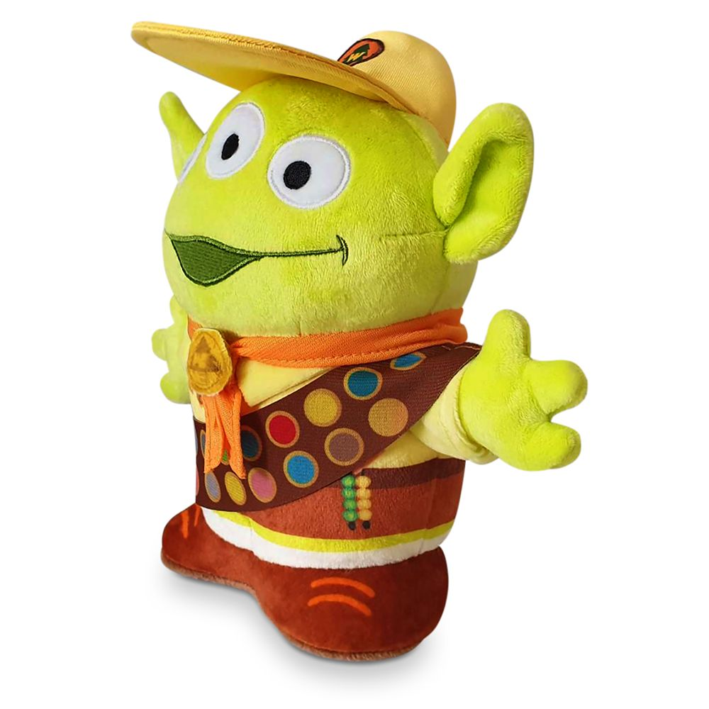 Toy Story Alien Pixar Remix Plush – Russell  – 8 1/2'' – Limited Release