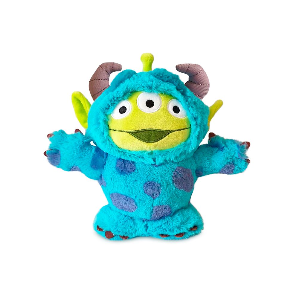 Toy Story Alien Pixar Remix Plush – Sulley – 8 1/2'' – Limited Release