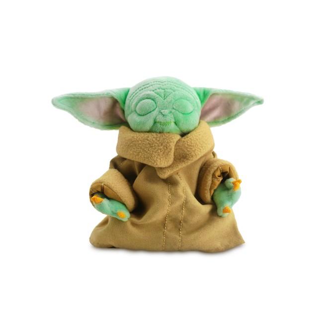 The Child Plush in Zen Pose – Star Wars: The Mandalorian – Mini Bean Bag – Limited Release