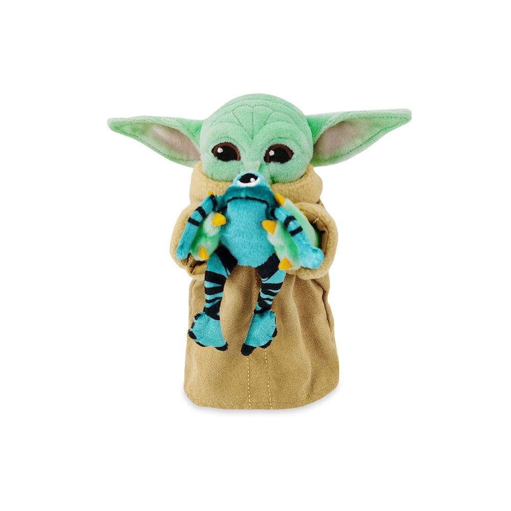 The Child with Frog Plush – Star Wars: The Mandalorian – Mini Bean Bag – Limited Release