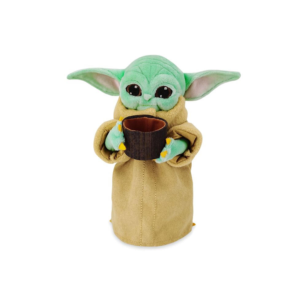 The Child with Cup Plush – Star Wars: The Mandalorian – Mini Bean Bag – Limited Release
