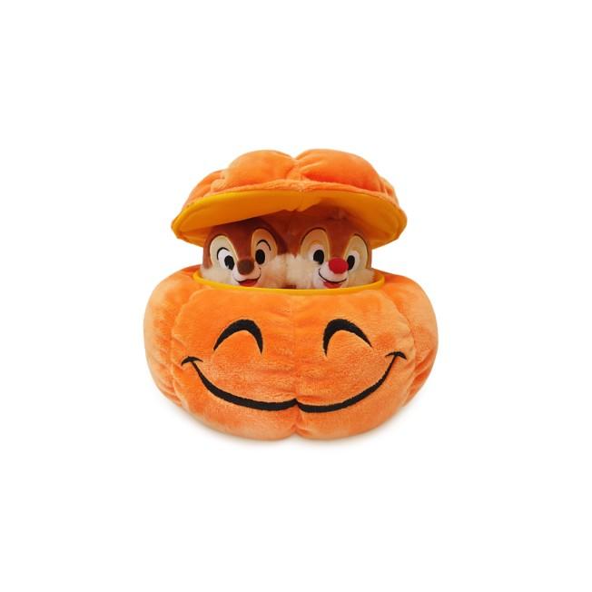 Chip 'n Dale Halloween Plush Set – Small 7''