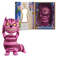D23 Exclusive Cheshire Cat Plush – Alice in Wonderland by Mary Blair – Limited Release