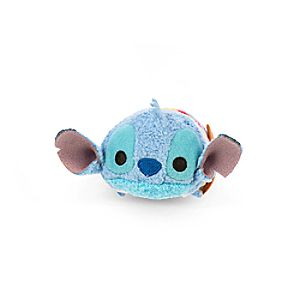 Stitch ''Tsum Tsum'' Plush - Hawaii - Mini - 3 1/2''