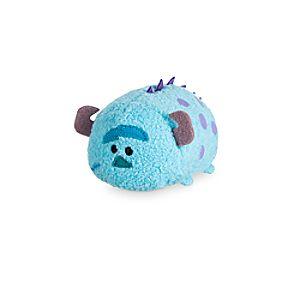 Sulley ''Tsum Tsum'' Plush - Monsters, Inc. - Mini - 3 1/2''